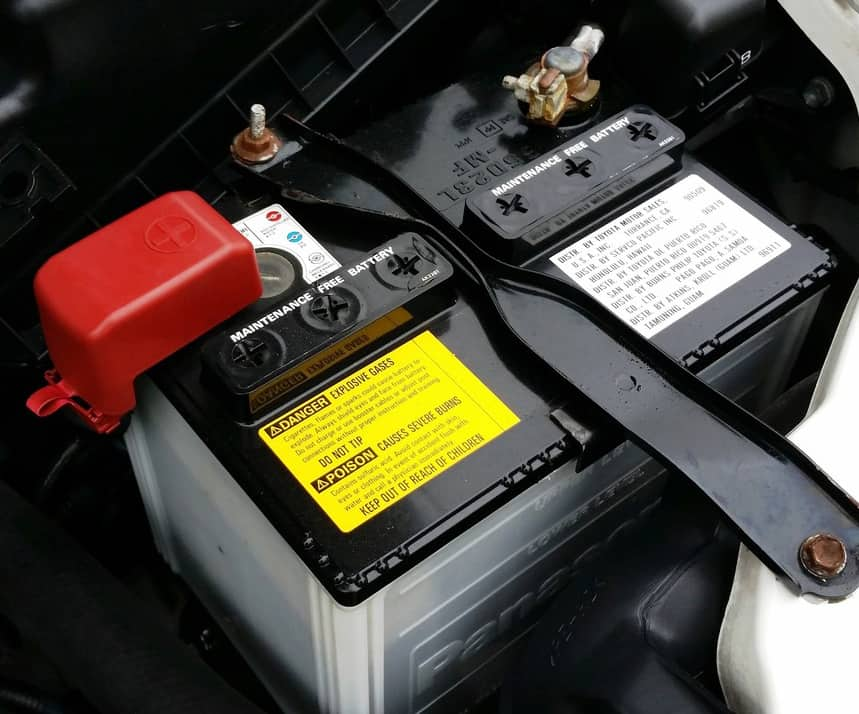 Things you can do to maximise your car battery's lifespan