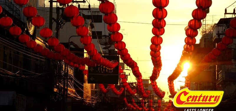 Happy Chinese New Year from Century Battery Malaysia