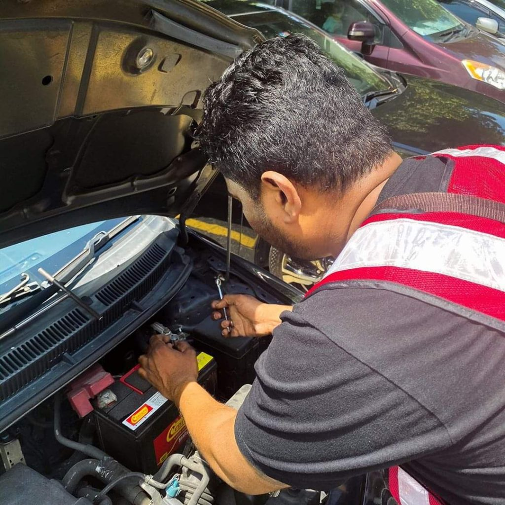 Check for a Road-Ready Vehicle, Call Car Battery Delivery if Needed!| Century Battery