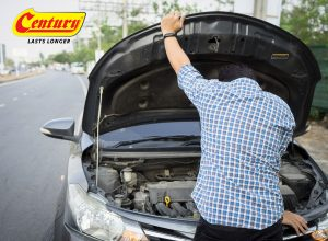 Century Battery Malaysia | What Causes Car Battery Drain - Cover