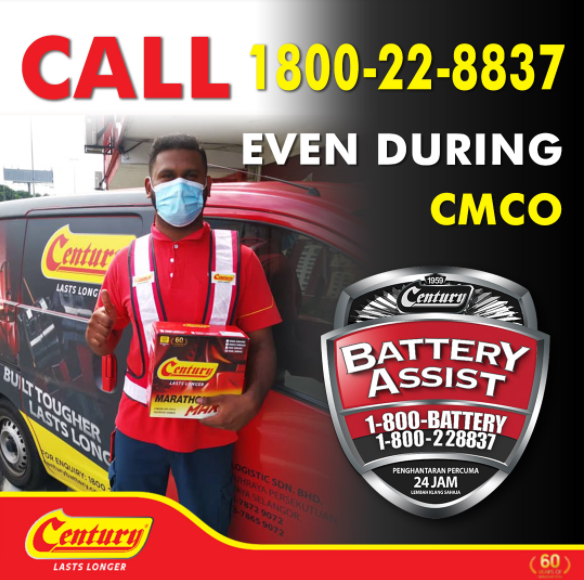 Century Battery Malaysia | What Causes Car Battery Drain - Image 2